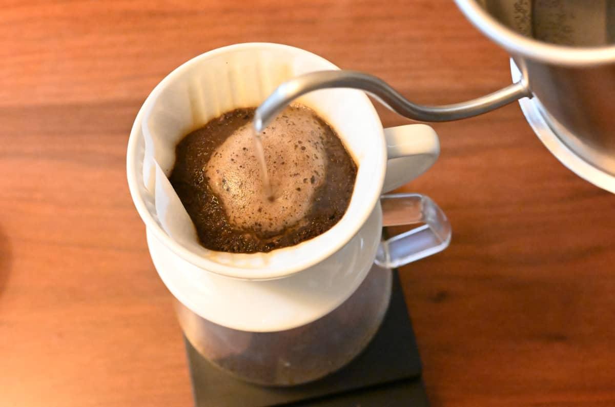 コーヒー豆 レビュー 土居珈琲 ブラジル ショコラ シティロースト ハンドドリップ 第2投
