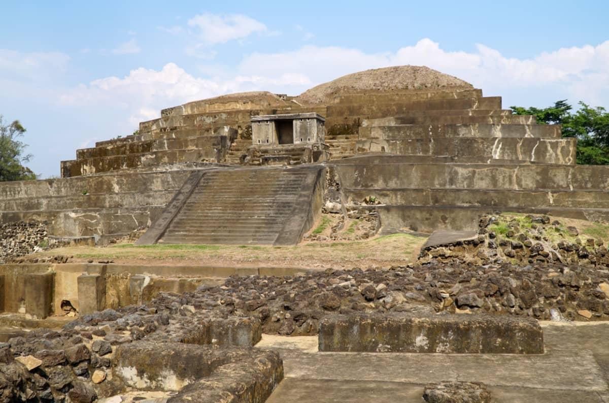 土居珈琲 エルサルバドル べジャ・ビスタ農園 コーヒー豆 フルシティロースト マヤ文明 遺跡