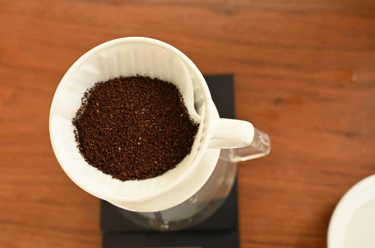 土居珈琲 エルサルバドル べジャ・ビスタ農園 コーヒー豆 フルシティロースト ハンドドリップ カリタ HA101 ドリッパー 中挽き レシピ